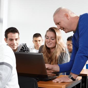 Opleiding volgen bij National Recruitment Services