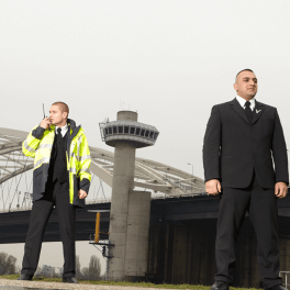 National Recruitment Services - (Lucht) Haven Beveiliging